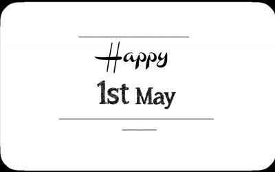 1st May 2018